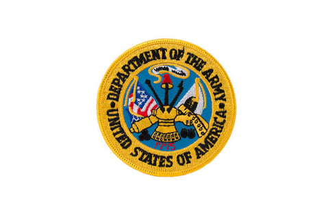 Department Of US Army