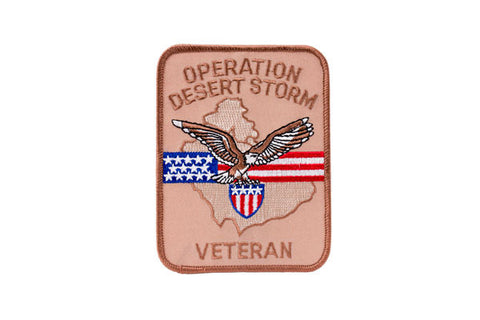 Operation Desert Storm Veteran