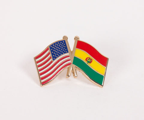 USA/Flag Lapel Pin