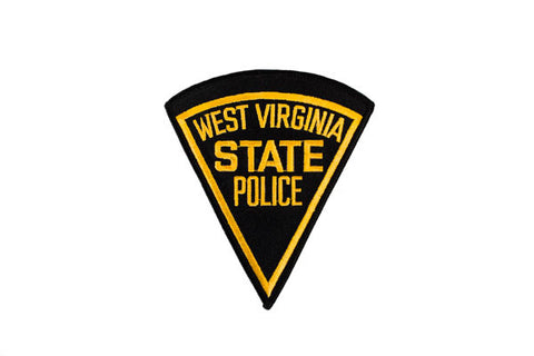 West Virginia Police Patch