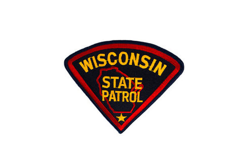 Wisconsin Police Patch