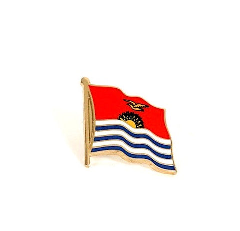 Kiribati Flag Lapel Pin