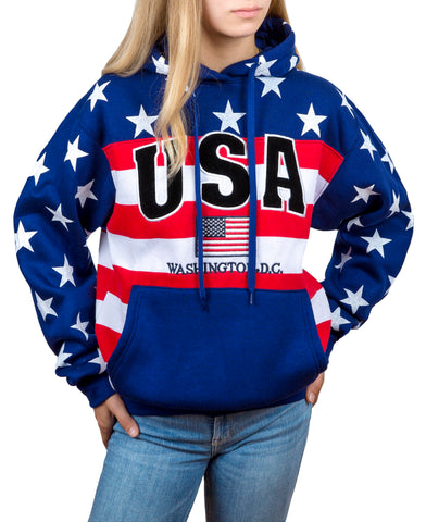 Stars&Stripes USA Sweatshirt