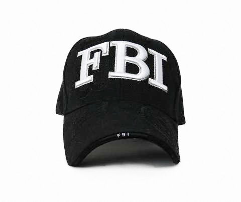 FBI Washington DC Hat