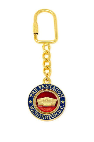 The Pentagon Keychain