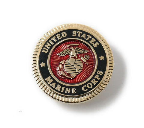 US Marine Corps Collectable Lapel Pin