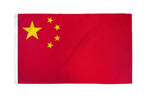 China Flag 3x5ft