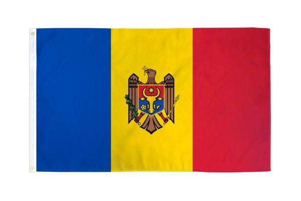 Moldova Flag 3x5ft