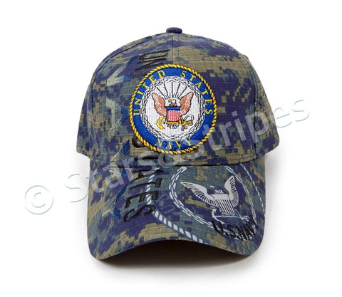 Camouflage US Navy Seal Cap