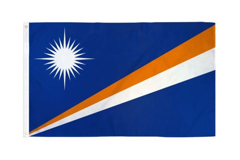 Marshall Islands Flag 3x5ft