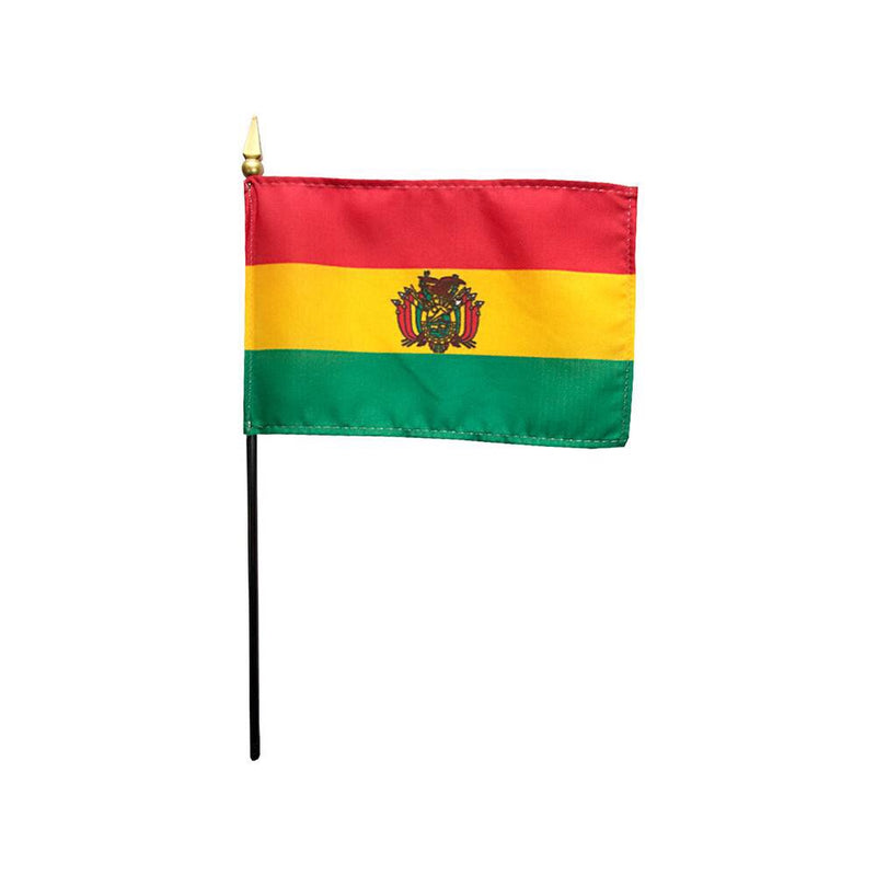 Bolivia Stick Flag