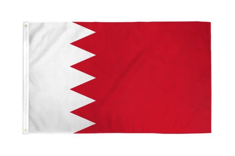 Bahrain Flag 3x5ft