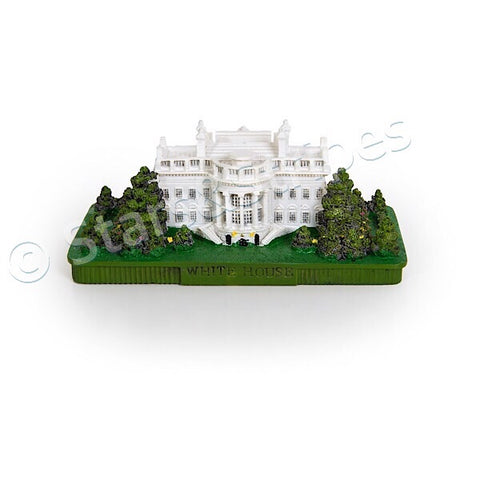 The White House Paperweight Replica