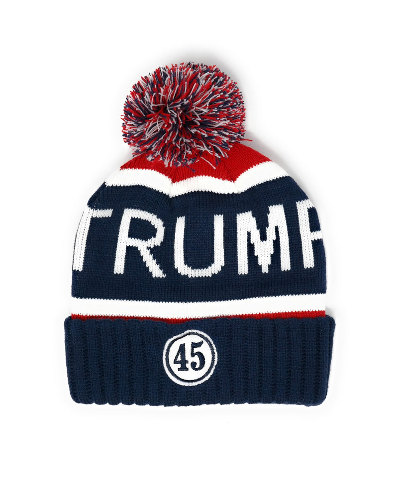 Trump 45th President Beanie Hat