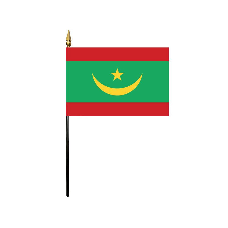 Mauritania Stick Flag