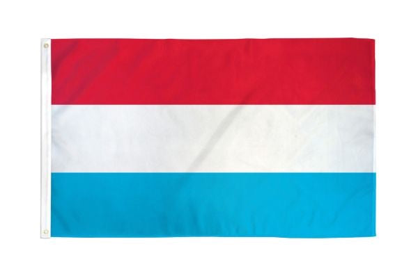 Luxembourg Flag 3x5ft