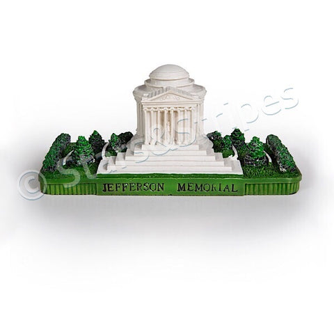 Jefferson Memorial Paperweight Replica