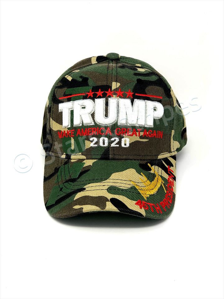 Camouflage Trump 2020 Make America Great Again