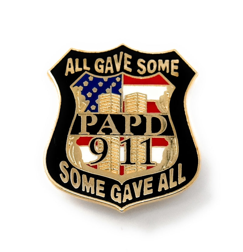 All Gave Some, Some Gave All September 11th, 2001 Collectable Lapel Pin