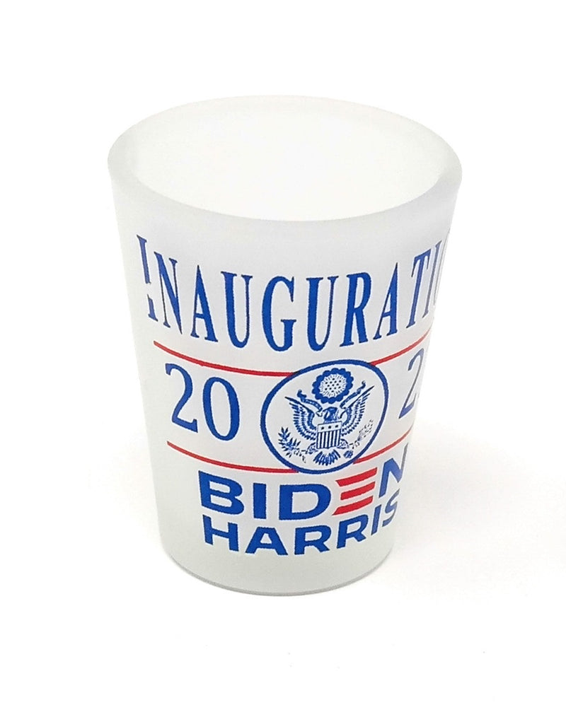 Inauguration 2021 Biden Harris Shot Glass