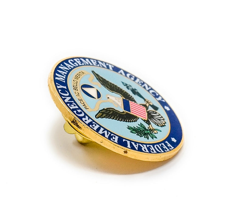FEMA Agency Collectable Lapel Pin
