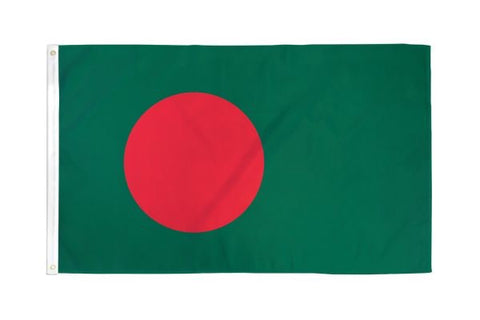 Bangladesh Flag 3x5ft