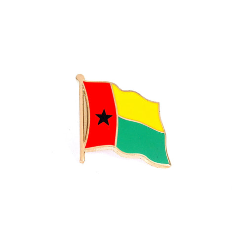Guinea-Bissau Flag Lapel Pin