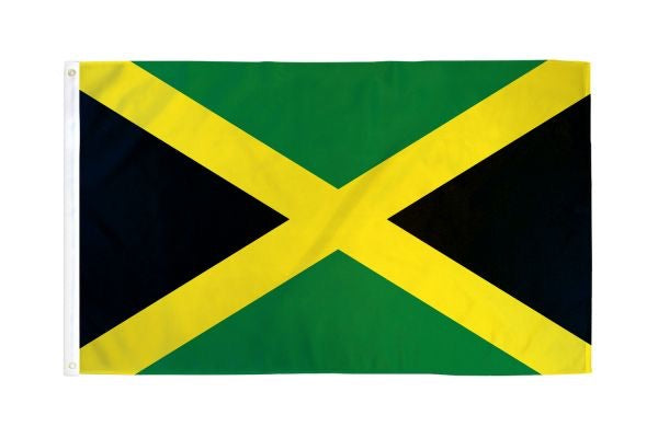 Jamaica Flag 3x5ft