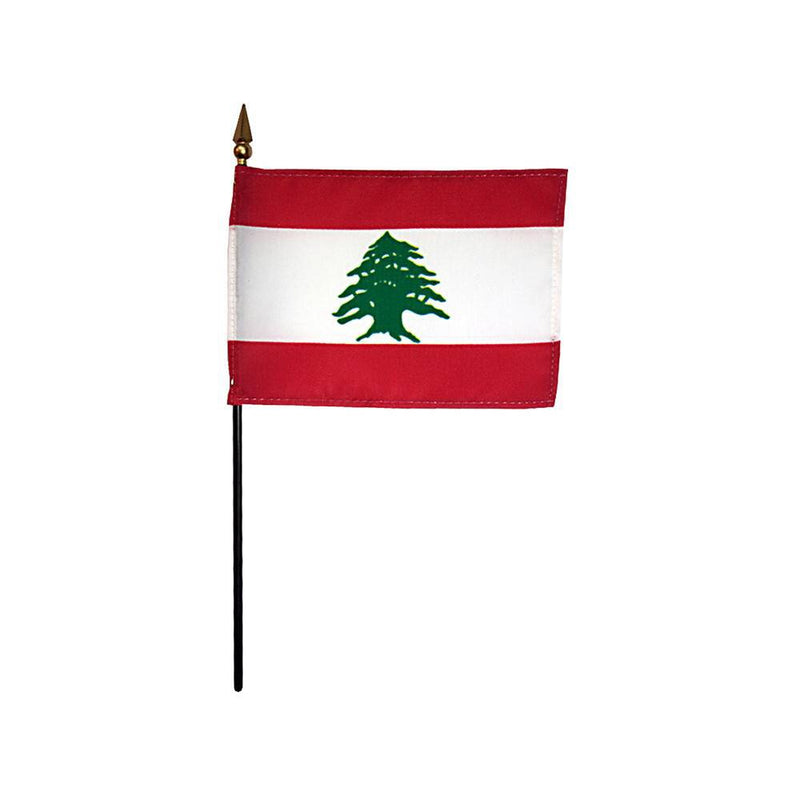 Lebanon Stick Flag