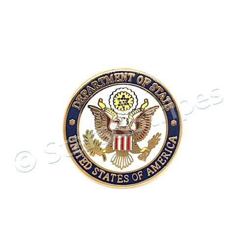 Department Of State Lapel Pin