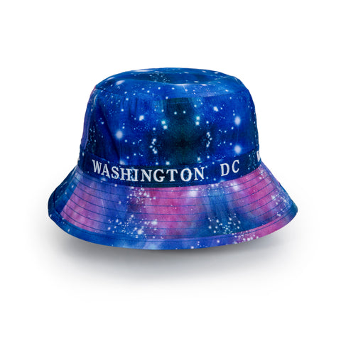 Washington DC Galaxy Bucket Hat