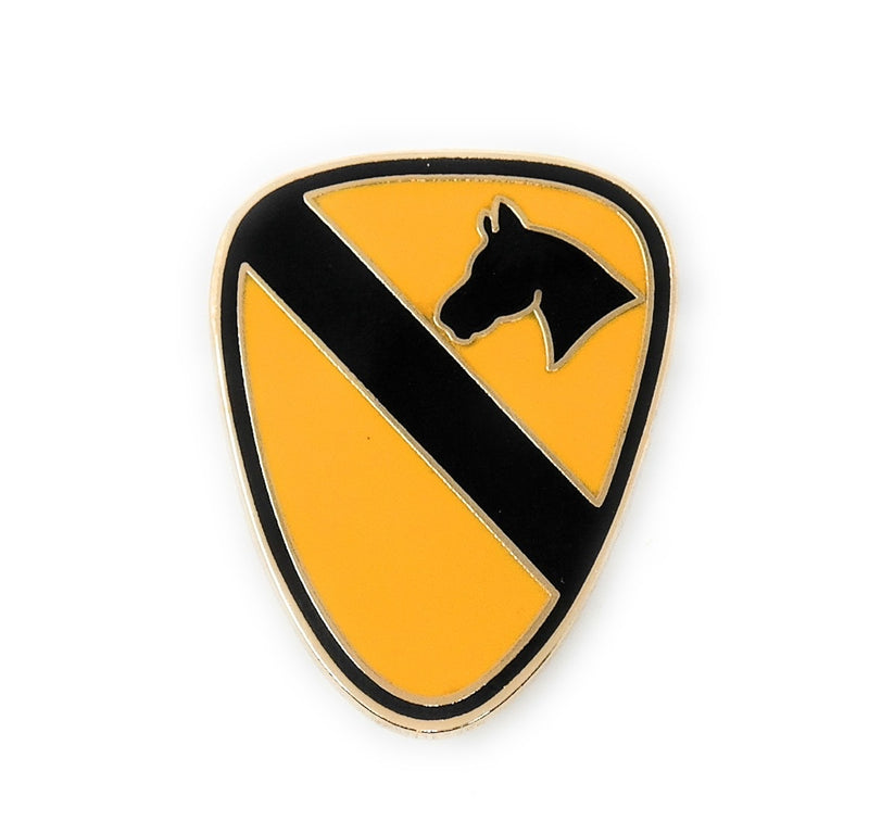 1st Cavalry Division Collectable Lapel Pin