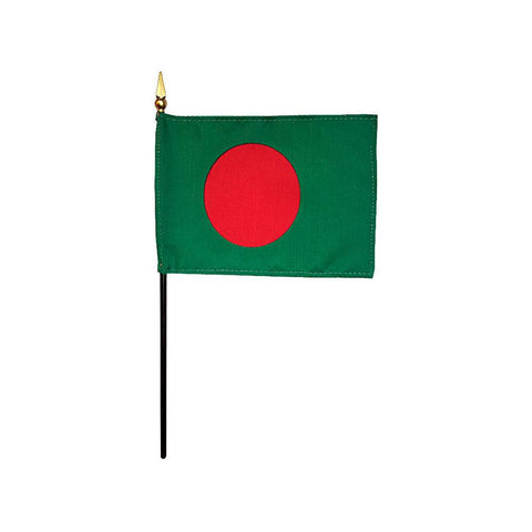 Bangladesh Stick Flag