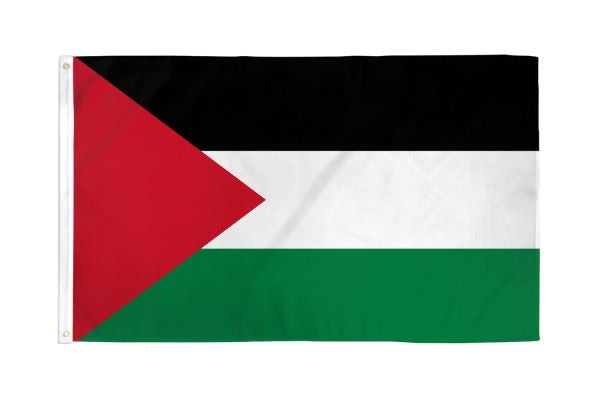 Palestine Flag 3x5ft