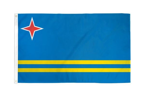 Aruba Flag 3x5ft