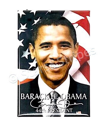 Barack Obama Fridge Magnet