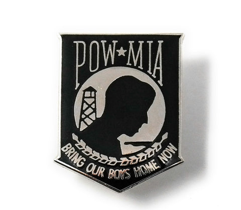 POW-MIA Collectable Lapel Pin