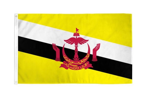 Brunei Flag 3x5ft