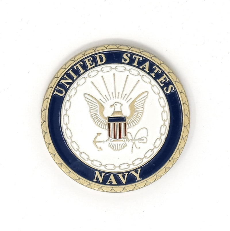 United States Navy Collectable Souvenir Coin