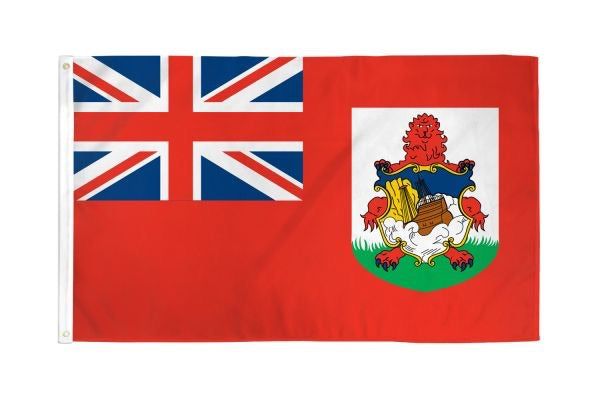 Bermuda Flag 3x5ft