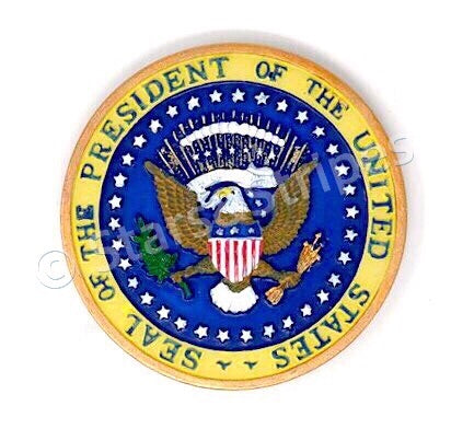 Presidential Seal Ceramic Magnet