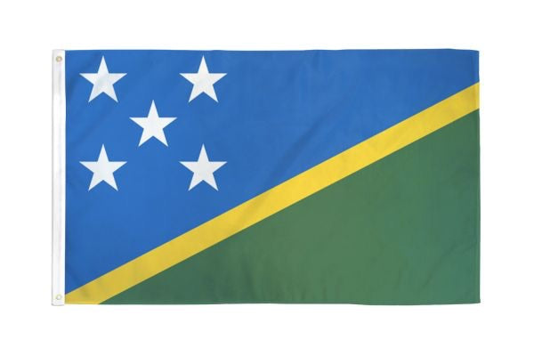 Solomon Islands Flag 3x5ft