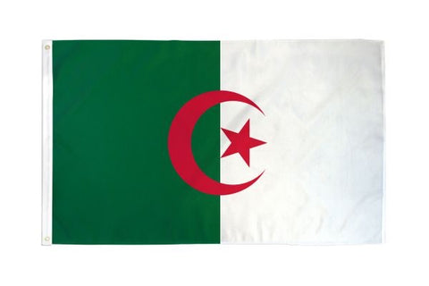 Algeria Flag 3x5ft