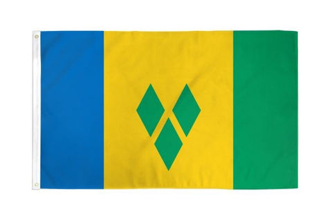 St. Vincent Flag 3x5ft