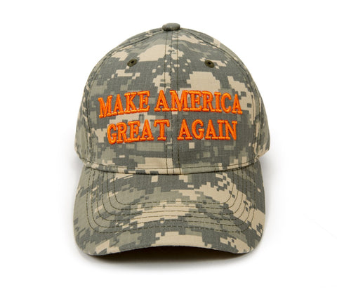 Make America Great Again Camouflage Hat