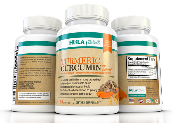 Turmeric Curcumin w/ BioPerine®  *BOGO*  ADD ONE BOTTLE TO CART AND RECEIVE A 2ND BOTTLE FREE!