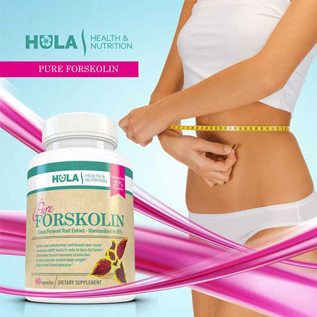 Pure Forskolin (Standardized to 20%)