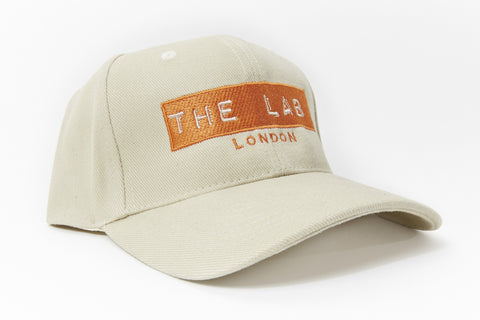 4da73b3bfc8cd The Lab London Stone   Burnt Orange Belt Back Cap