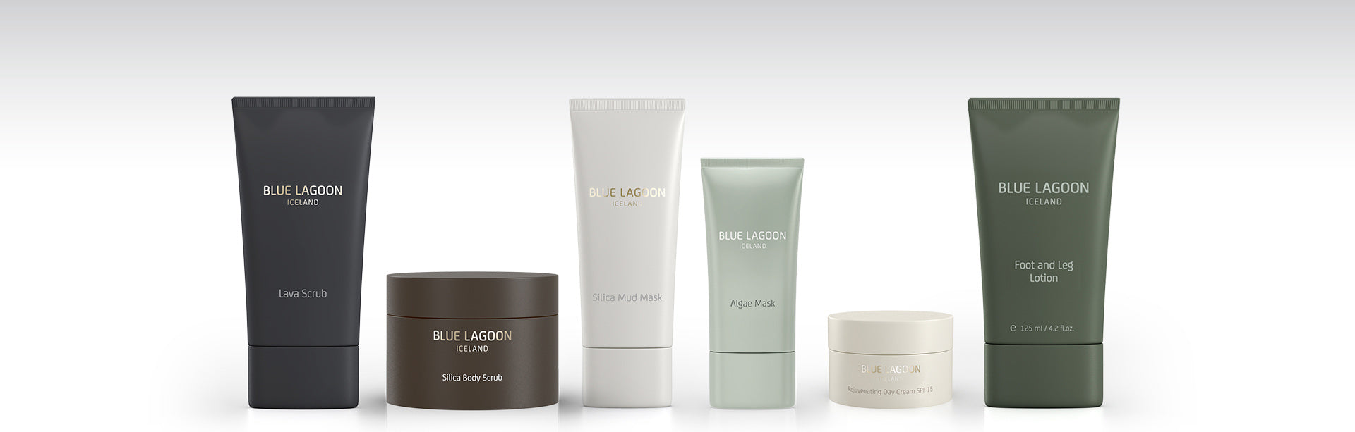 Blue Lagoon skin care products