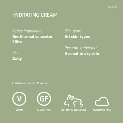 Hydrating Cream Travel Size